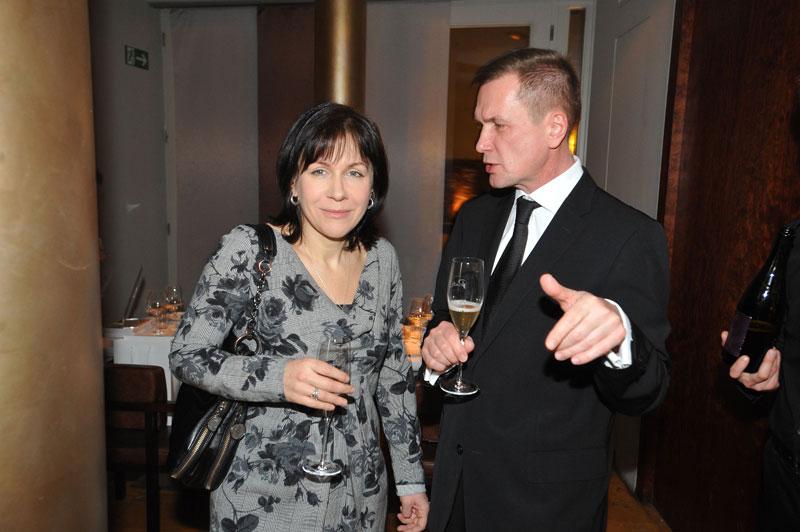 Beata Ryczkowska (Canal+ Poland), Tomasz Karczewski (Kino Swiat)