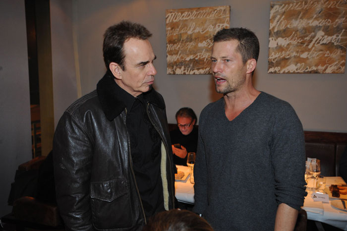 Billy Bob Thornton, Til Schweiger