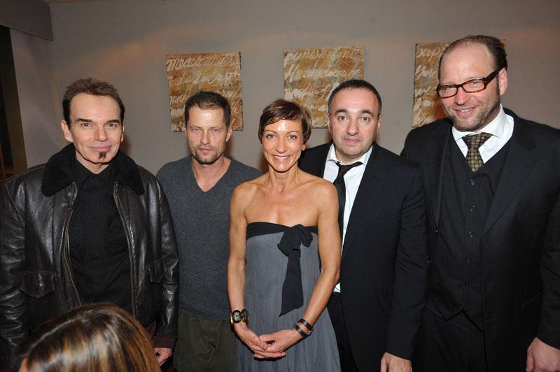 Billy Bob Thornton, Til Schweiger, Sonja van Dülmen, Alexander Rodnyansky (AR Films), Alexander van Dülmen
