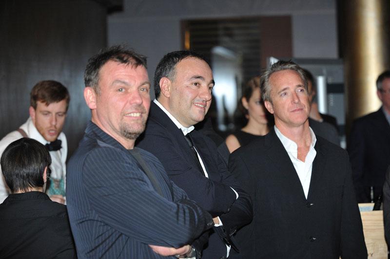 Tom Zickler (Barefoot), Alexander Rodnyansky (AR Films), Geyer Kosinski