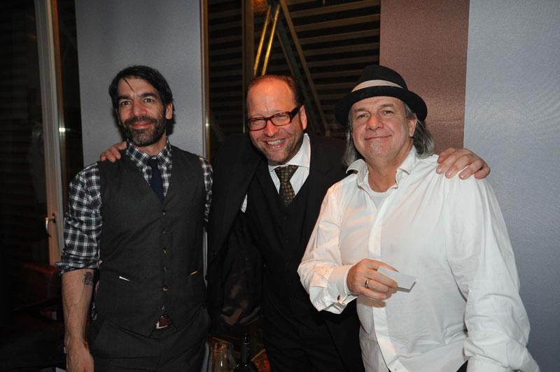 Michael Rothstein (The Weinstein Co.), Alexander van Dülmen, Pepe Danquart (Bittersuess Pictures)