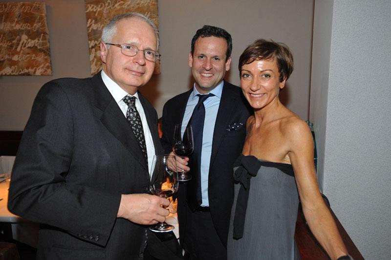 Rudolf Matter (Schweizer Radio DRS), David Molner (Aramid), Sonja van Dülmen