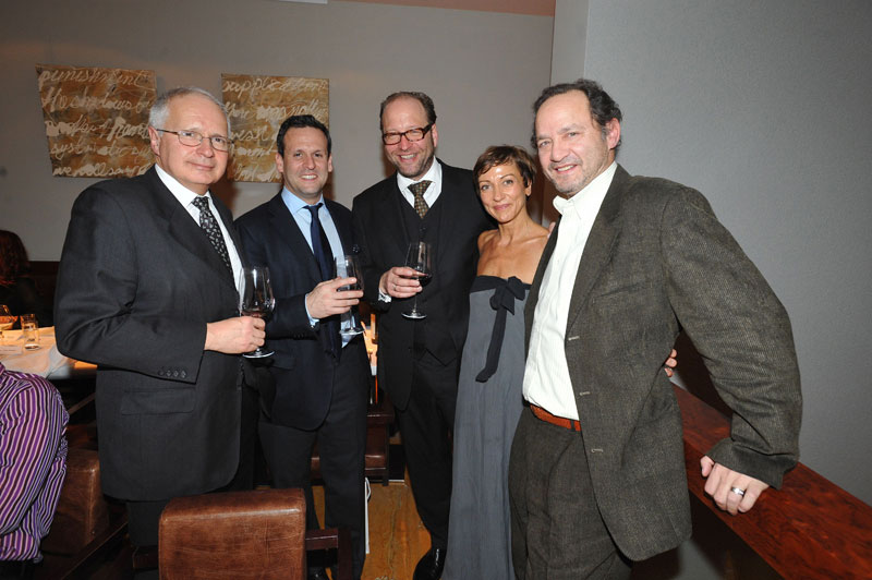 Rudolf Matter (Schweizer Radio DRS), David Molner (Aramid), Alexander van Dülmen, Sonja van Dülmen, Arthur Goldblatt