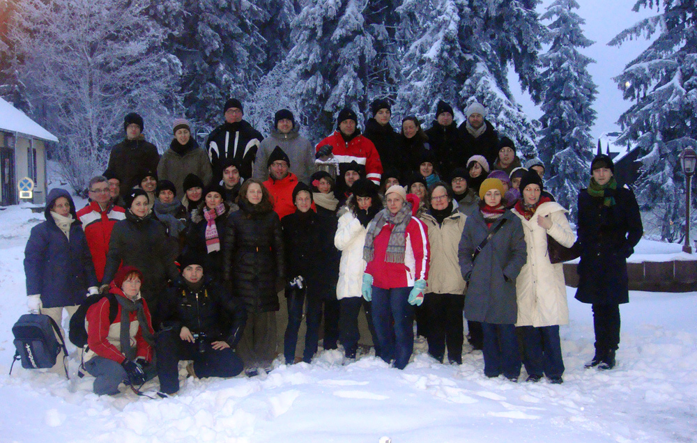 A COMPANY workshop 2010, Altenberg