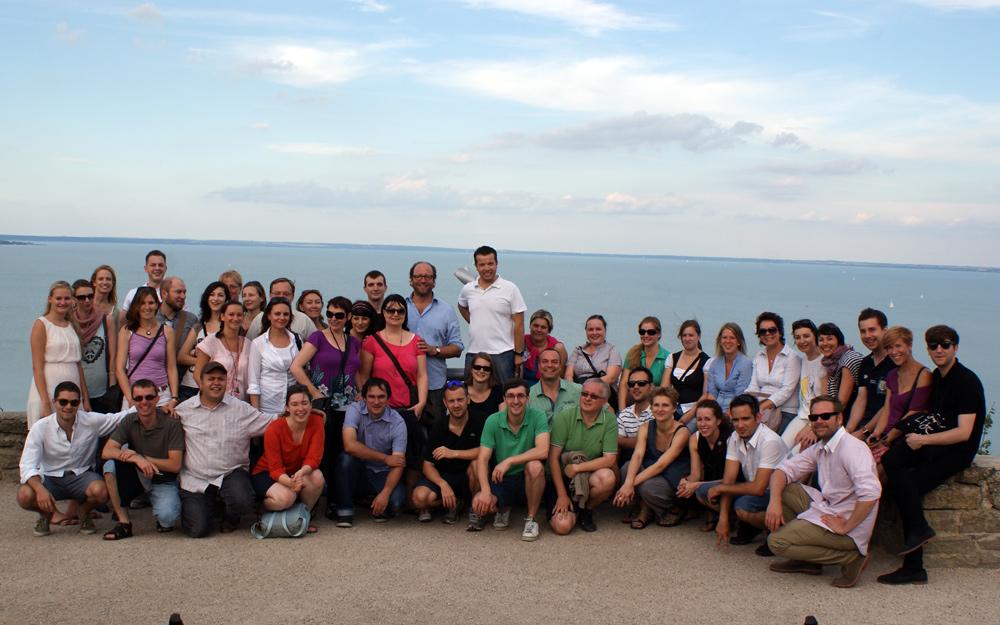 A COMPANY workshop 2011, Balaton