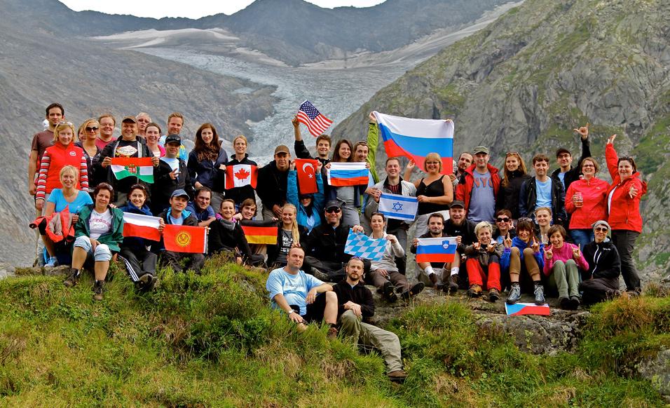 A COMPANY workshop 2012, Mayrhofen